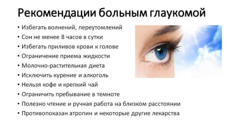 Глаукома -причины, симптомы, лечение и профилактика