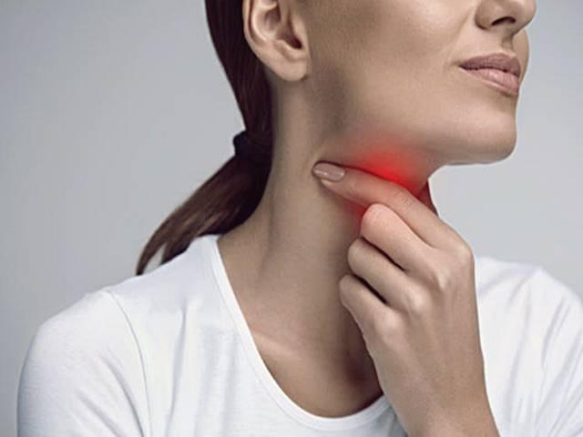 Боль в горле - лечение в домашних условиях