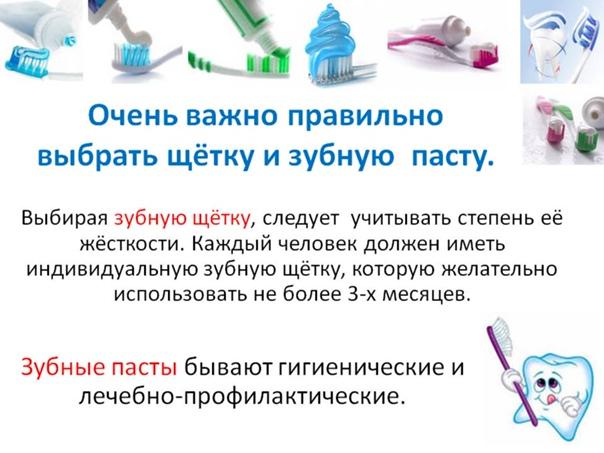 Выбираем правильную зубную пасту
